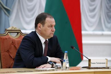 Роман Головченко. Фото: Reuters