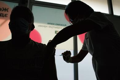 Vaccination against the coronavirus disease (COVID-19) in Moscow