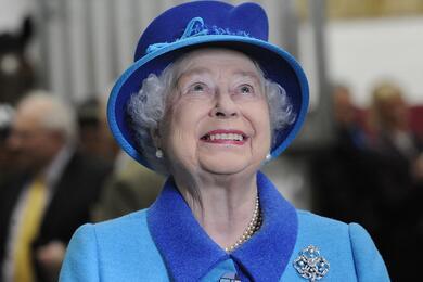 Елизавета II. Фото: Reuters
