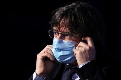 Карлес Пучдемон. Фото: Reuters