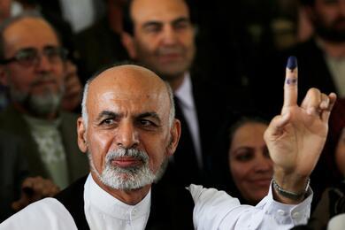 Хамид Карзай. Фото: Reuters