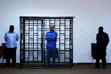 Сейф аль-Ислам Каддафи. Фото: Reuters