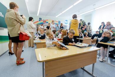 В Минобразования спросили, будутли отправлять школьников надосрочные каникулы