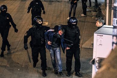 В Беларуси еще восемь человек признали политзаключенными
