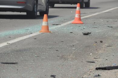 В Витебске Volkswagen сбил мужчину, который переходил дорогу вне перехода