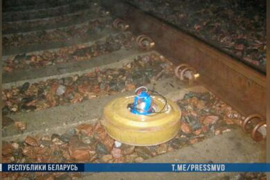 Трех бобруйчан задержали поделу обостановке поездов вМогилевской области. Возбуждено дело отерроризме