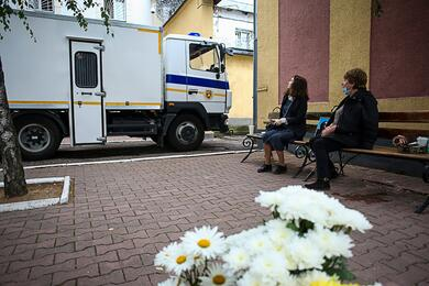Правозащитники признали политзаключенными еще четверых человек, теперь вБеларуси их656