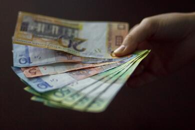 На торгах 26августа доллар иевро подорожали