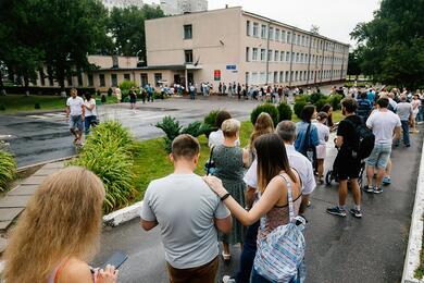«Голос»: Тихановская набрала навыборах минимум 3 млн голосов