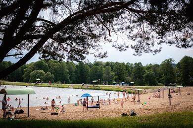Где вБеларуси запретили купаться