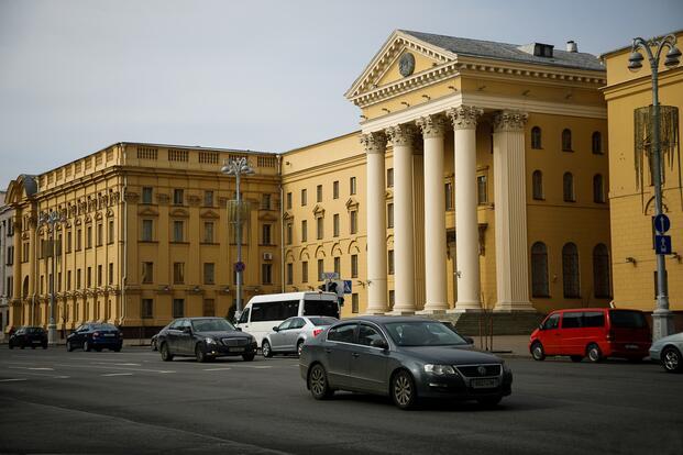 ГосСМИ рассказали озадержании «киллера», который должен был убить Гайдукевича идругих «руководителей высокого ранга»