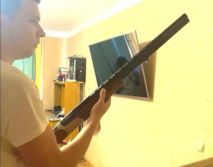 Скриншот из видео КГБ