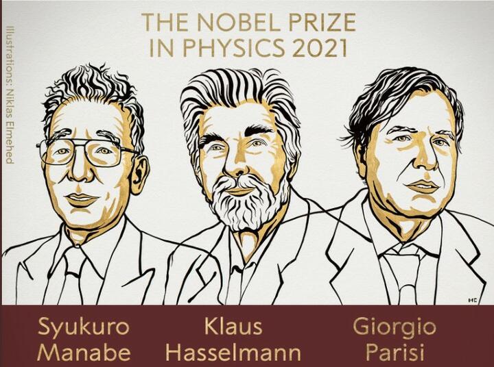 Фото: twitter.com/NobelPrize