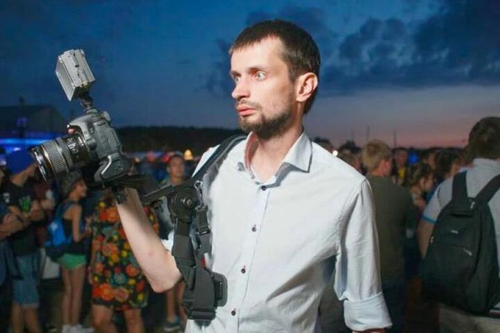 Геннадий Можейко занимается и фотосъемкой Фото: Личная страничка героя публикации в соцсети