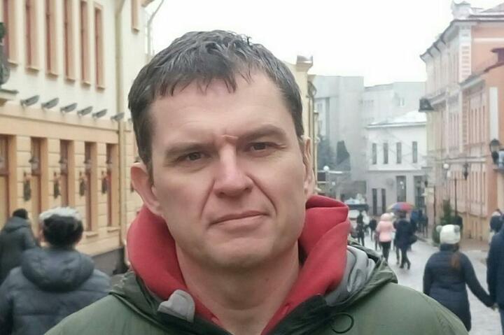 Андрей Почобут. Фото: Facebook