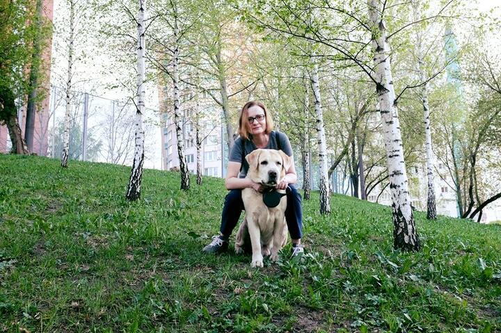 Фото со страницы Ирины Левшиной в Facebook
