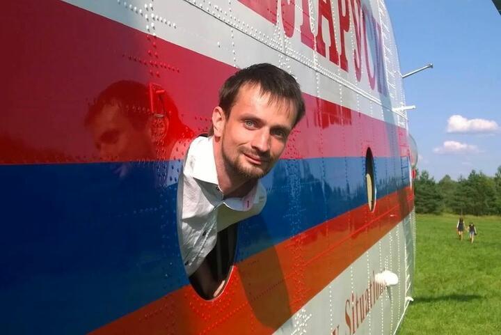 Геннадий Можейко работает в белорусской «Комсомолке» больше десяти лет - с 2009-го года. Фото: Личная страничка героя публикации в соцсети