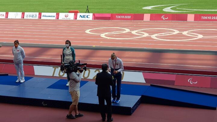 Фото: пресс-служба Министерства спорта и туризма