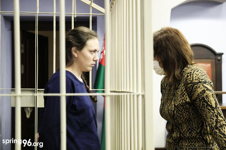 Наталья Раентова. Фото: spring96.org