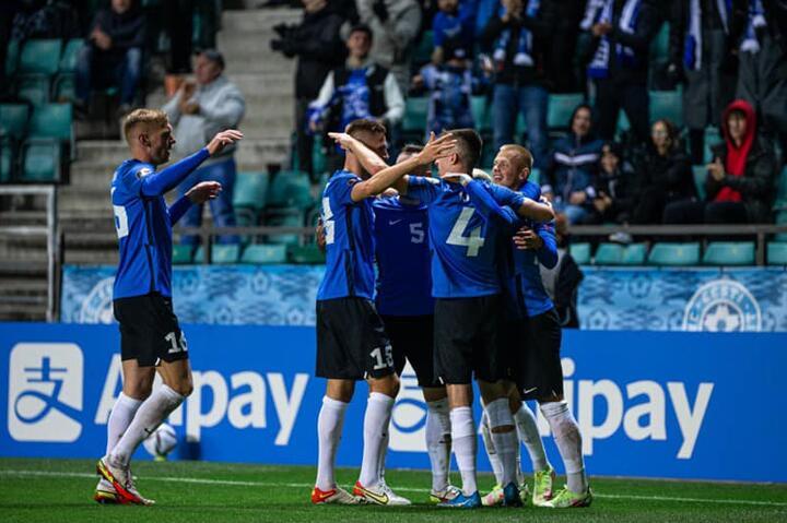 Фото со страницы facebook.com/jalgpalleestis