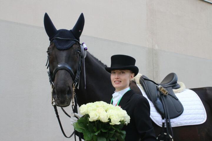Фото с сайте Белорусской федерации конного спорта