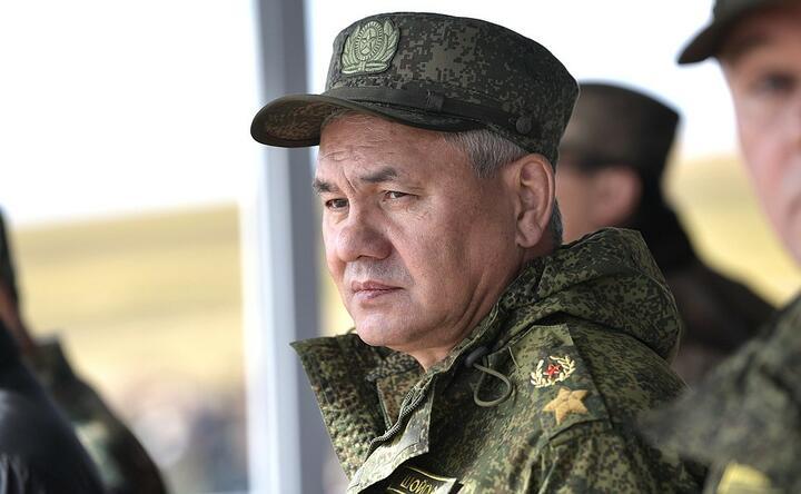 Сергей Шойгу. Фото: пресс-служба Кремля