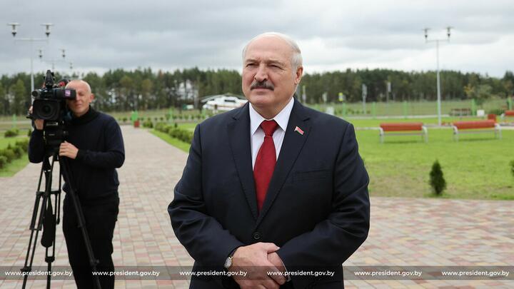 Фото: пресс-служба Александра Лукашенко