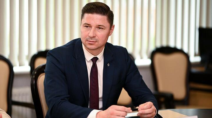 Александр Богданович. Фото: пресс-служба ФХБ