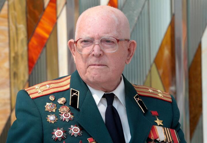 Василий Мичурин. Фото: 1prof.by