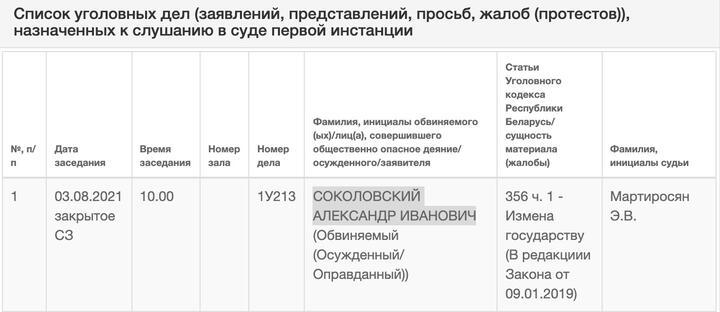 Скриншот с сайта Reform.by