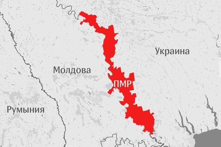 Карта: novostipmr.com