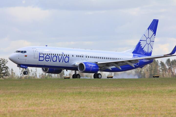Фото: vk.com/belavia_airlines, носит иллюстративный характер