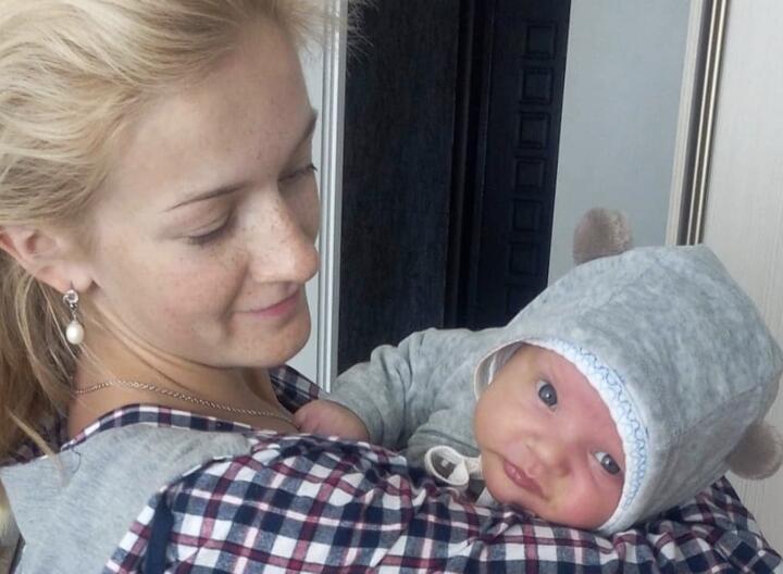 Снимок из семейного архива. Фото взято со страницы: instagram.com/pomozhem_slave