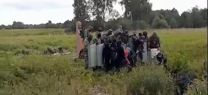 Скриншот видео СОГГ Литвы
