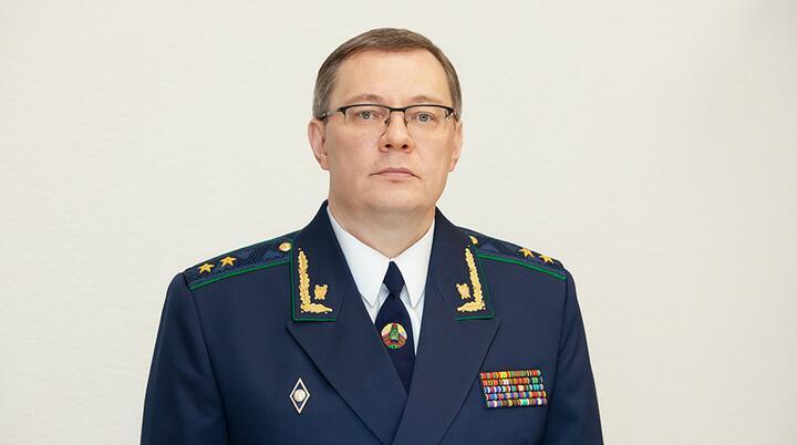 Андрей Швед. Фото: пресс-служба Генпрокуратуры