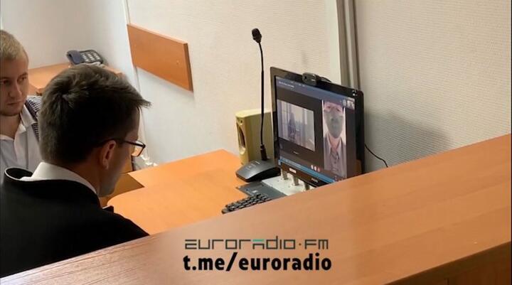Фото: Скрин с видео Еврорадио