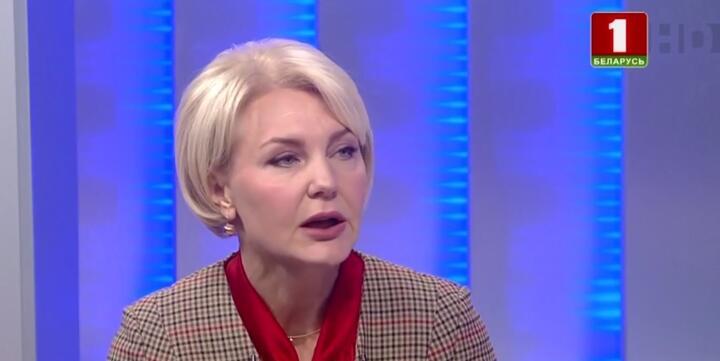 Ольга Чуприс. Скриншот видео