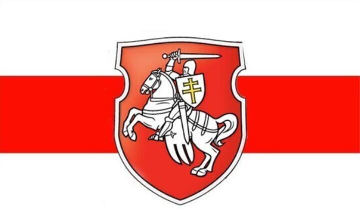 "Бело-красно-белый флаг и ""Погоня"""