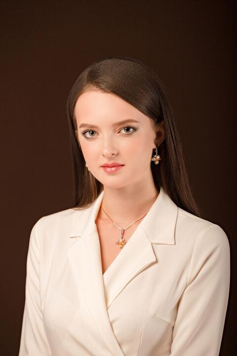 Анастасия Казырицкая. Фото: ont.by