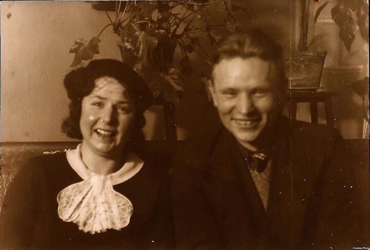 Наталья Арсеньева и Максим Танк. 1936 год. Фото: wikipedia.org