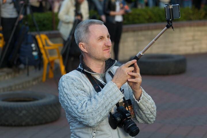 Андрей Кухарчик. Фото с сайта БАЖ