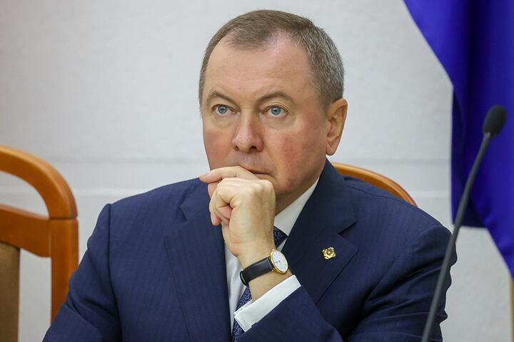 Владимир Макей. Фото: МИД Беларуси