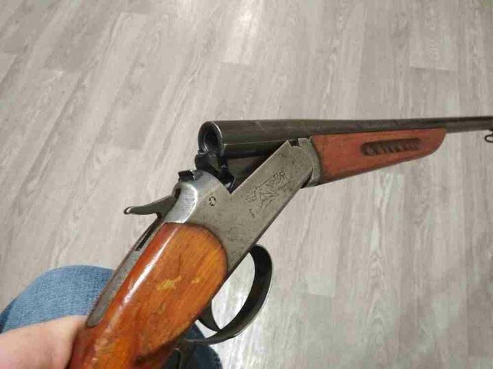 ИЖ-17. Фото с сайта gunsbroker.ru