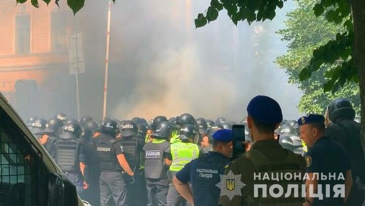 Фото: сайт Национальной полиции Украины