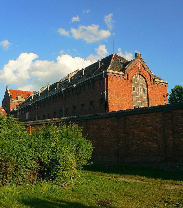 Тюрьма во Вронках. Фото: wikipedia.org