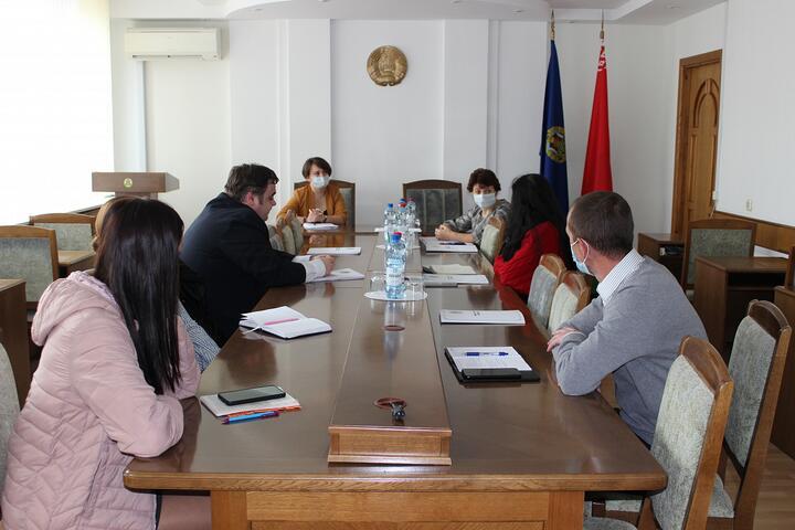 Фото: пресс-служба Минюста