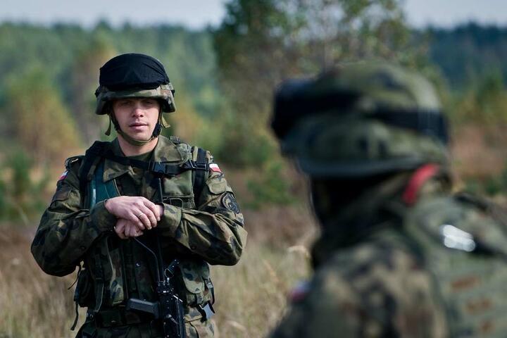 Фото: Flickr / Polish Army
