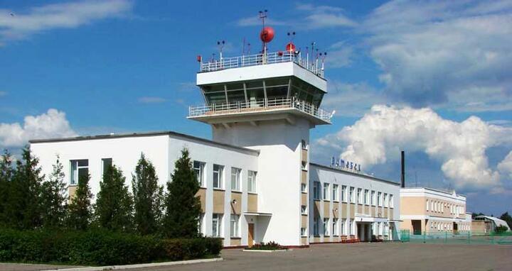"Аэропорт ""Витебск"". Фото: aviateka.su"