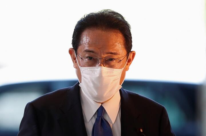 Фумио Кисида. Фото: Reuters