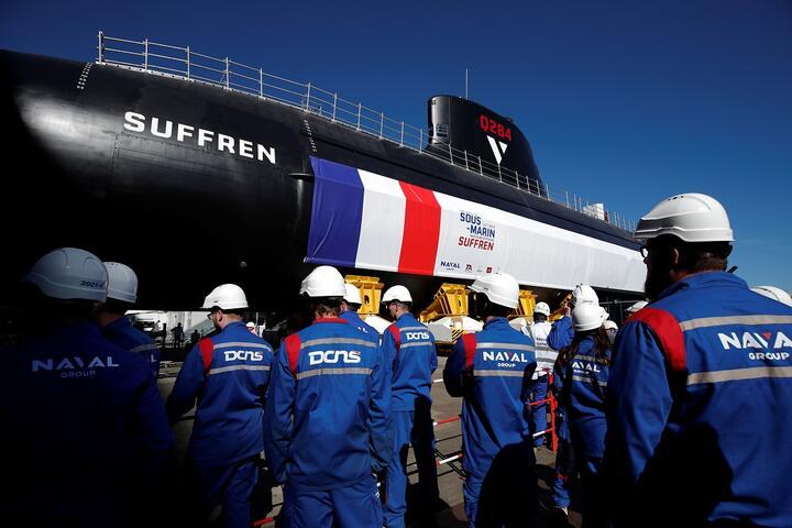Подводные лодки типа «Сюффрен» производства Франции. Фото: Reuters
